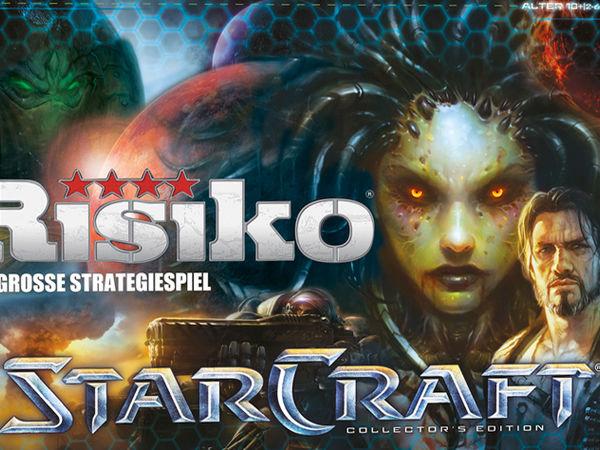 Bild zu Alle Brettspiele-Spiel Risiko: Starcraft