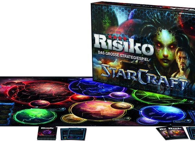 Risiko: Starcraft Bild 1