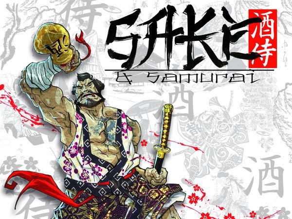 Bild zu Alle Brettspiele-Spiel Sake & Samurai