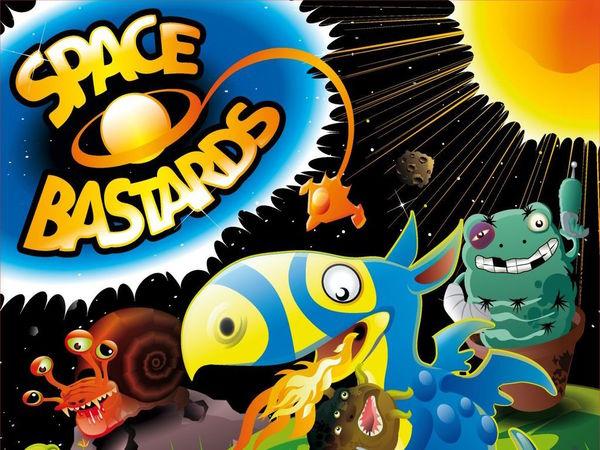 Bild zu Alle Brettspiele-Spiel Space Bastards