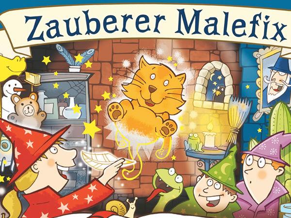 Bild zu Alle Brettspiele-Spiel Zauberer Malefix