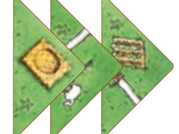 Bild zu Alle Brettspiele-Spiel Carcassonne: Halb so wild