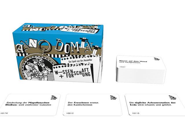 Anno Domini - Wissenschaft & Forschung Bild 1