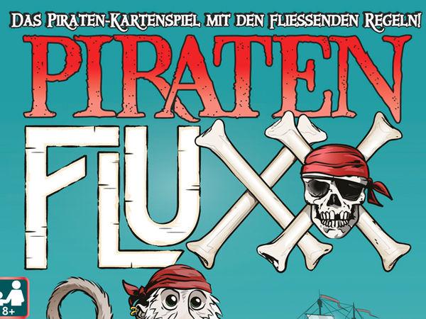 Bild zu Alle Brettspiele-Spiel Piraten Fluxx