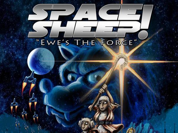 Bild zu Alle Brettspiele-Spiel Space Sheep!