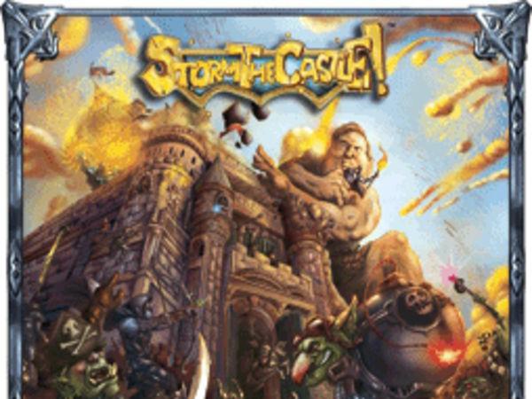 Bild zu Alle Brettspiele-Spiel Storm the Castle!