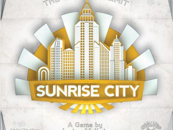 Bild zu Alle Brettspiele-Spiel Sunrise City