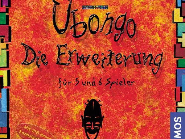 Bild zu Alle Brettspiele-Spiel Ubongo: Die Erweiterung
