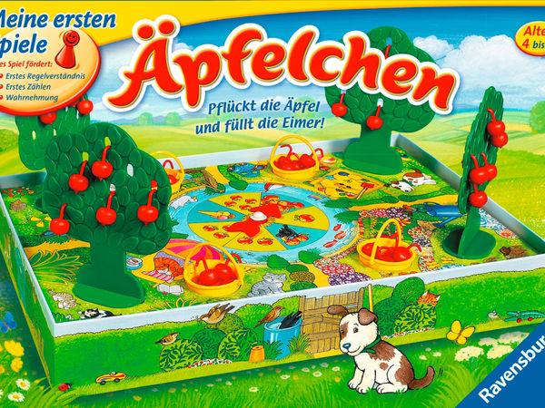 Bild zu Alle Brettspiele-Spiel Äpfelchen