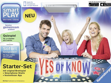 smartPLAY: Yes or kNOw