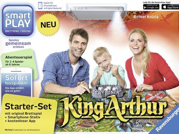 Bild zu Alle Brettspiele-Spiel smartPLAY: King Arthur