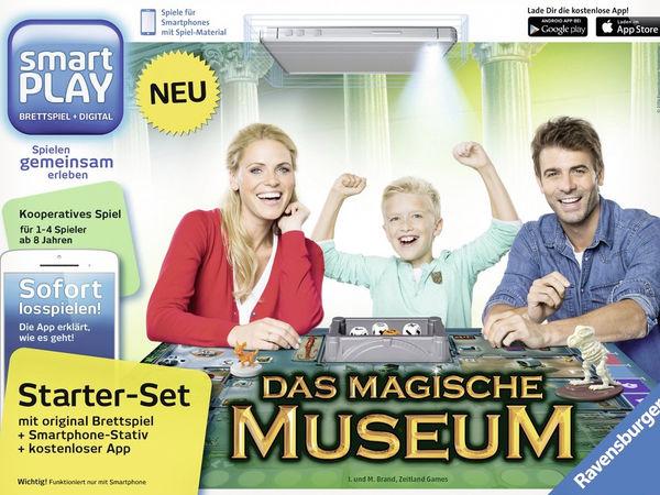 Bild zu Alle Brettspiele-Spiel smartPLAY: Das Magische Museum