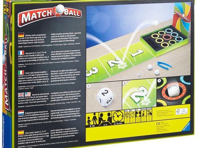 Matchball Bild 1