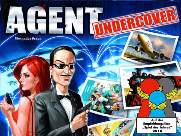 Bild zu Alle Brettspiele-Spiel Agent Undercover