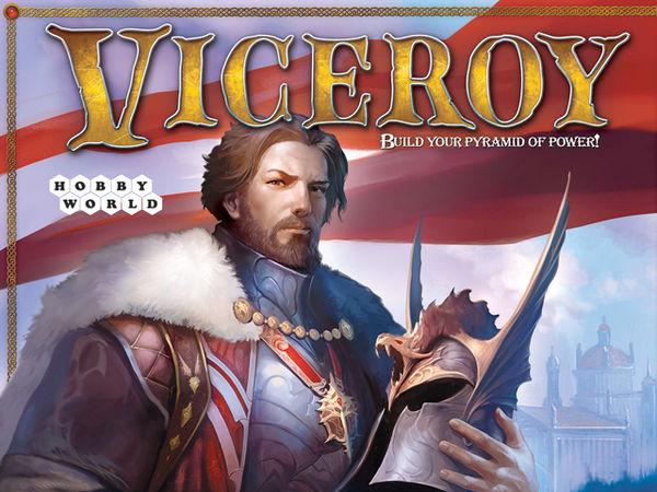 Bild zu Alle Brettspiele-Spiel Viceroy