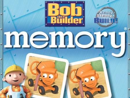 Bob der Baumeister: Memory