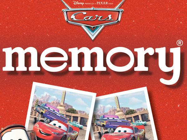 Bild zu Alle Brettspiele-Spiel Memory Cars