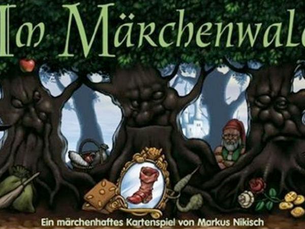 Bild zu Alle Brettspiele-Spiel Im Märchenwald