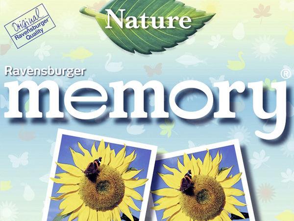 Bild zu Alle Brettspiele-Spiel Natur Memory