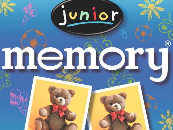 Bild zu Alle Brettspiele-Spiel Junior-Memory