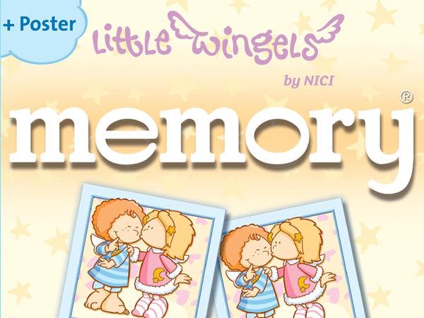 Bild zu Alle Brettspiele-Spiel Little Wingels Memory