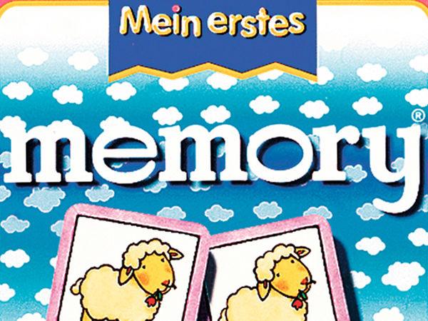 Bild zu Alle Brettspiele-Spiel Mein erstes Memory