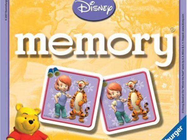 Bild zu Alle Brettspiele-Spiel Winnie the Pooh Memory