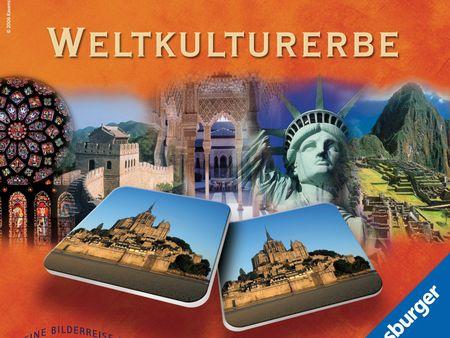 Weltkulturerbe Memory