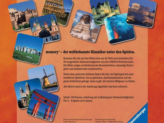 Weltkulturerbe Memory Bild 1