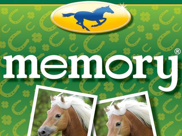 Bild zu Alle Brettspiele-Spiel Pferde Memory
