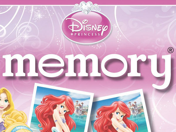 Bild zu Alle Brettspiele-Spiel Disney Princess Memory