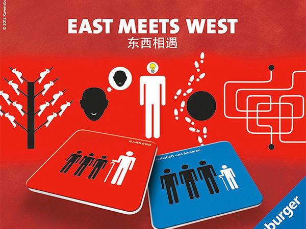 Bild zu Alle Brettspiele-Spiel Yang Liu: East meets West memory