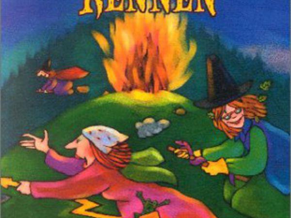 Bild zu Alle Brettspiele-Spiel Hexenrennen