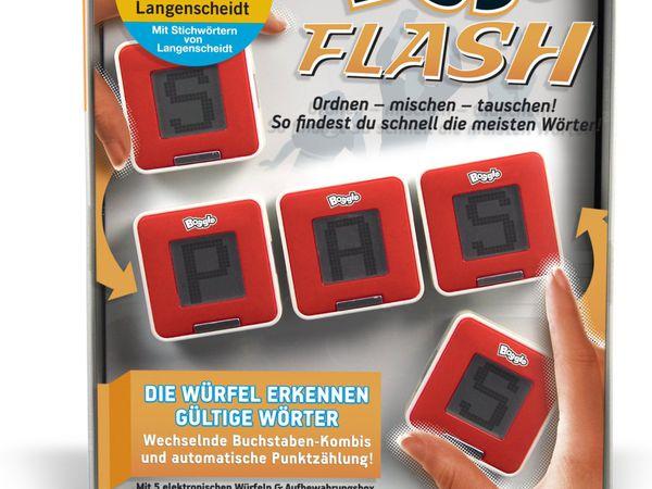 Bild zu Alle Brettspiele-Spiel Boggle Flash