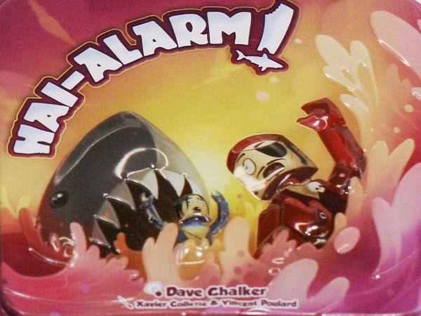 Bild zu Alle Brettspiele-Spiel Hai-Alarm