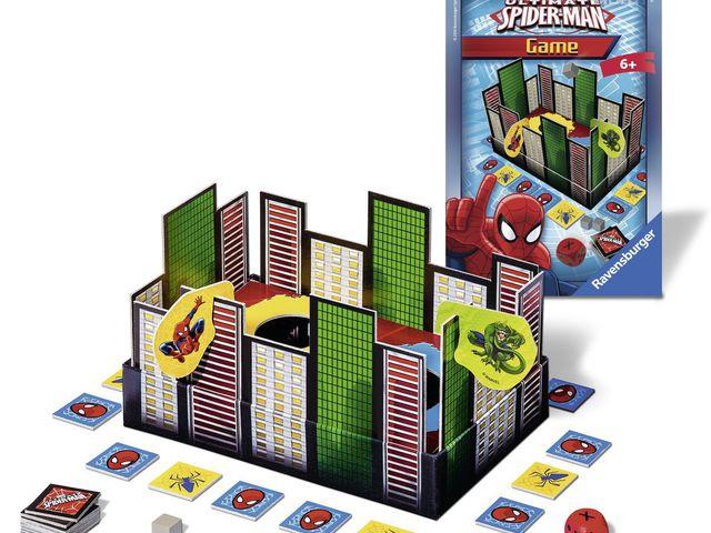 Ultimate Spider-Man Game Bild 1
