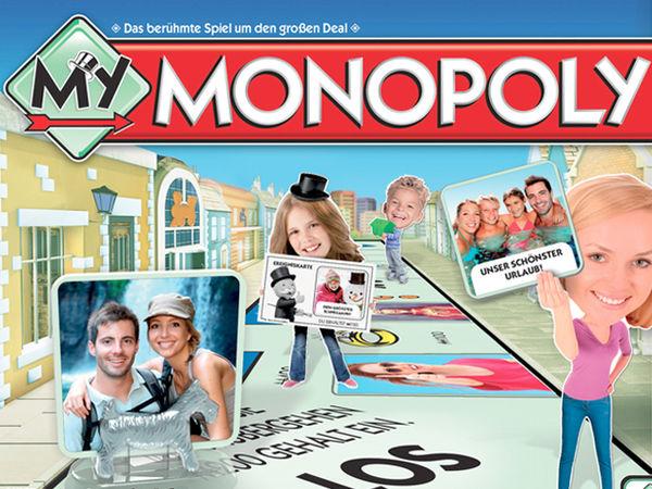Bild zu Alle Brettspiele-Spiel My Monopoly