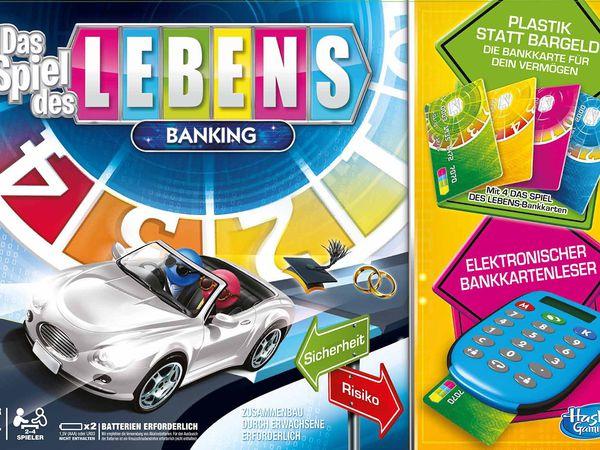 Bild zu Alle Brettspiele-Spiel Spiel des Lebens Banking