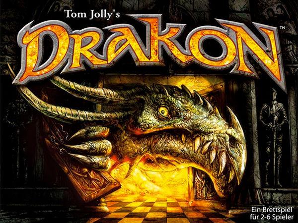 Bild zu Alle Brettspiele-Spiel Drakon