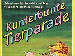 Kunterbunte Tierparade
