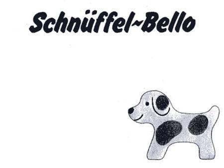 Schnüffel-Bello