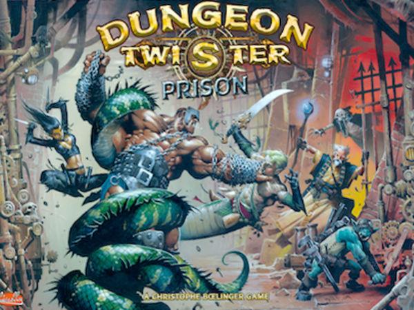 Bild zu Alle Brettspiele-Spiel Dungeon Twister Prison