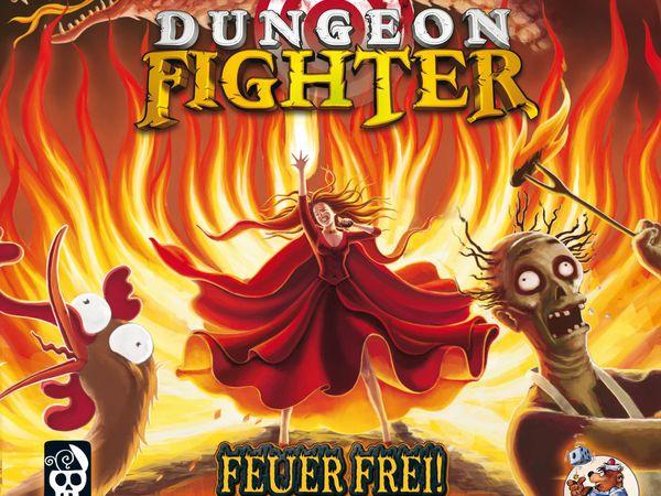 Bild zu Alle Brettspiele-Spiel Dungeon Fighter: Feuer frei