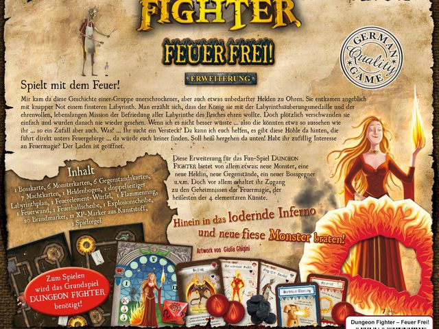 Dungeon Fighter: Feuer frei Bild 1