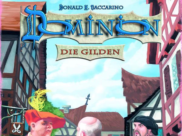 Bild zu Frühjahrs-Neuheiten-Spiel Dominion: Die Gilden