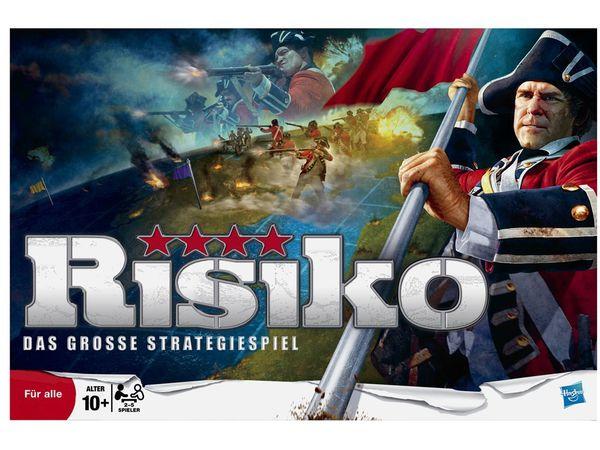 Bild zu Alle Brettspiele-Spiel Risiko