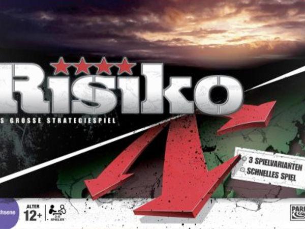 Bild zu Alle Brettspiele-Spiel Risiko De Luxe