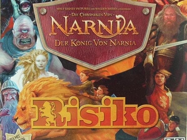 Bild zu Alle Brettspiele-Spiel Risiko: Narnia