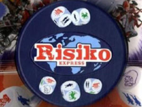 Bild zu Alle Brettspiele-Spiel Risiko Express