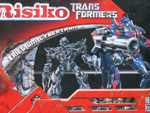 Bild zu Alle Brettspiele-Spiel Risiko: Transformers